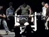 Скотт Мендельсон - жим лежа 324,5 кг