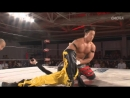 Jason Lee vs T Hawk Dragon Gate Farewell Jimmyz Gate Day 1