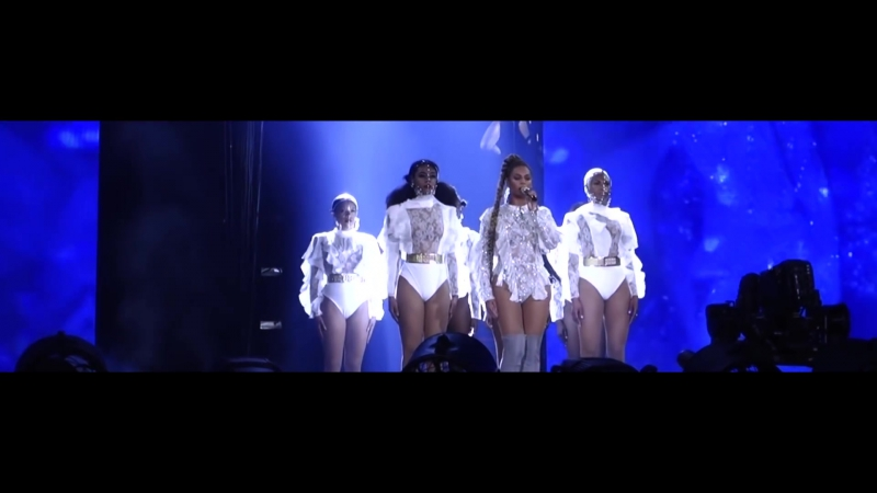 Beyoncé - Mine⁄Baby Boy⁄Hold Up⁄Countdown (Live at The Formation World Tour) (DVD-Style Footage)