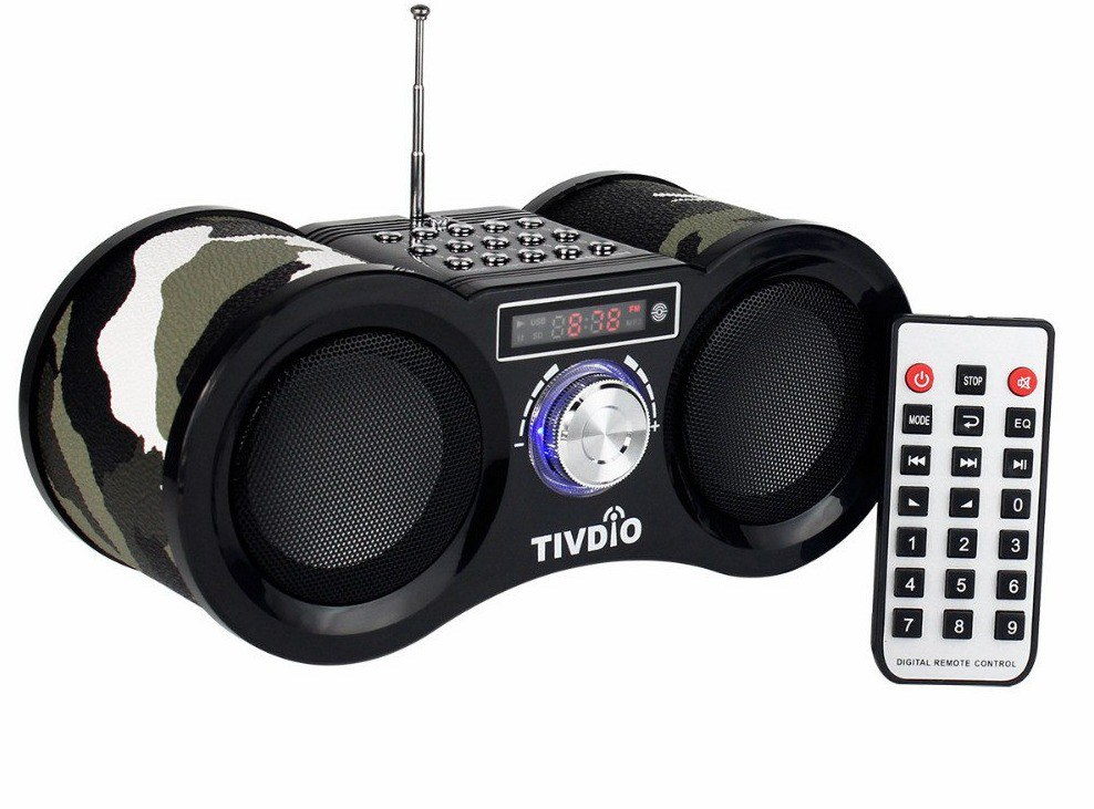 Классная система Два Динамика MP3 Радио под USBTF Карточки