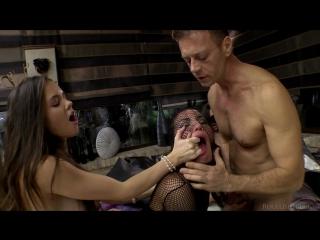 1 Nataly Gold, Baby Jewel, Audrey Jane / Безумные Подростки Рокко #10 2017,Новый Фильм, 720p