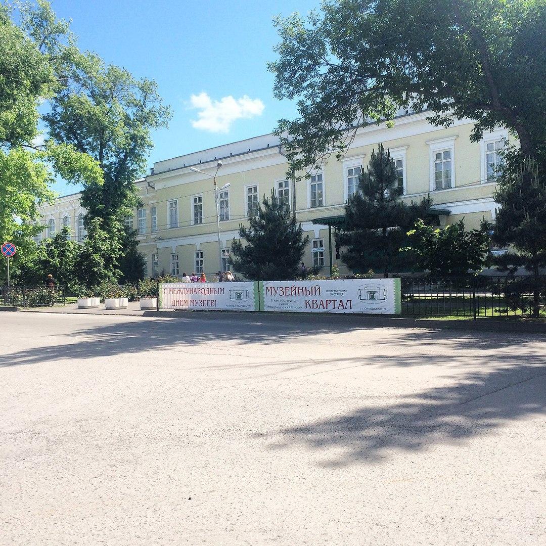 Интерактивная выставка под открытым небом «Музейный квартал-2017» в Таганроге состоится уже завтра!