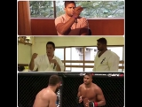 Alistair Overeem instagram karate