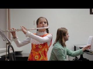 2016 Классный концерт по флейте (Моцарт)