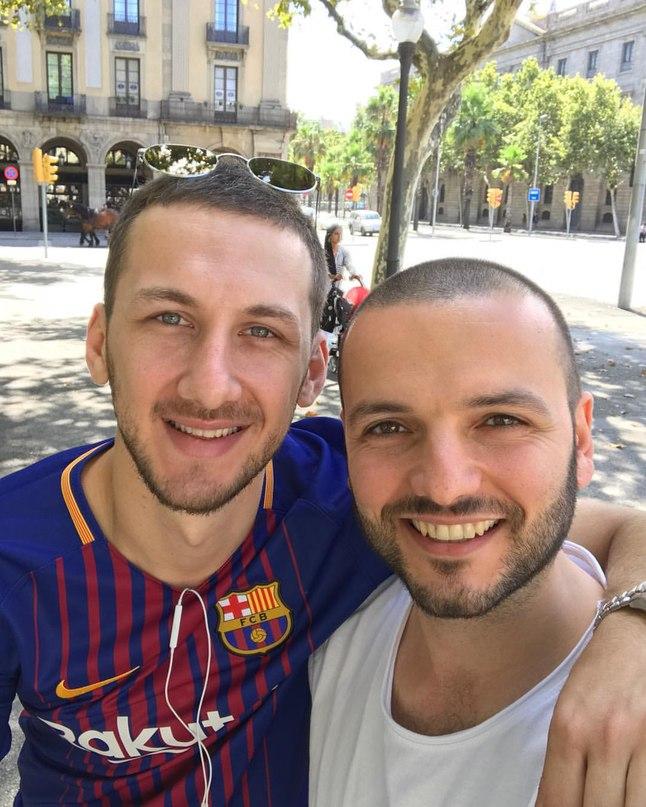 Андрей Мегрикян | Barcelona