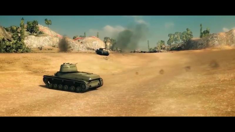 На всю башню поехавший [World of Tanks]