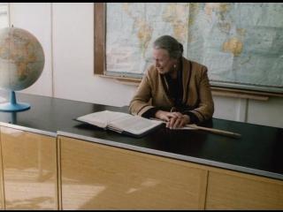 Школьный учитель в неадеквате - Авария – дочь мента (1989) [отрывок / фрагмент / эпизод]