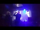 Velvet Acid Christ Pretty Toy Live in Bratislava Slovakia British Rock Stars 2017 09 09
