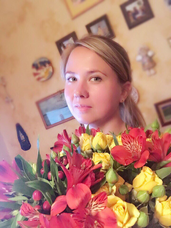 Оксана Сызганова, Владимир - фото №1