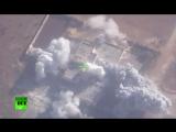 ВКС России предотвратили продвижение боевиков ИГ к Пальмире