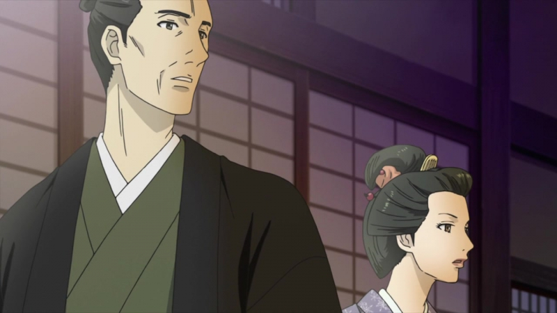 Онихэй 11 серия - Мужчина из прошлого (2017) HD 720p