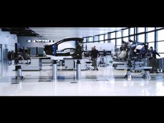 Как создают Bugatti Chiron