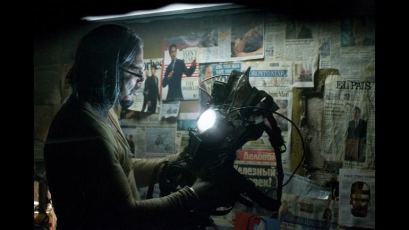 Iron Man 2 - Ivan Vanko makes his first arc reactor