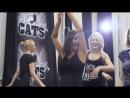 Постановка танца для ГАЛА-ШОУ - проект преображения Superwoman