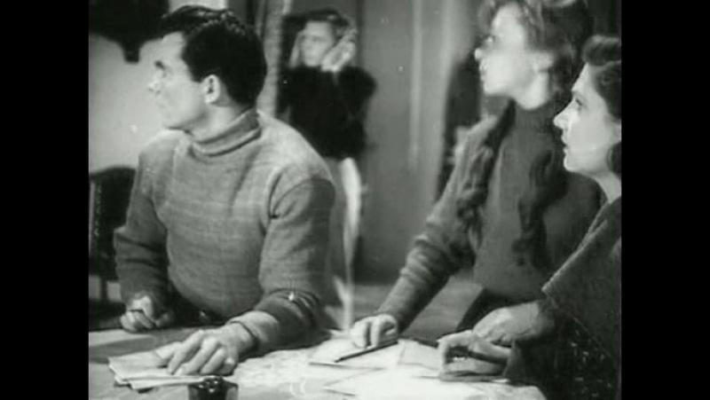 Молодая гвардия (2 серия) реж С.А. Герасимов. 1948г.