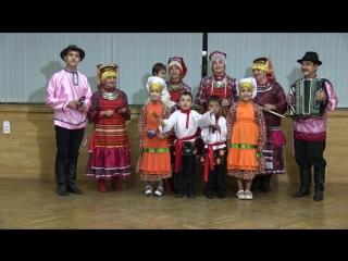 Творческая семья Мироваевых - Народная фольклорная плясовая песня