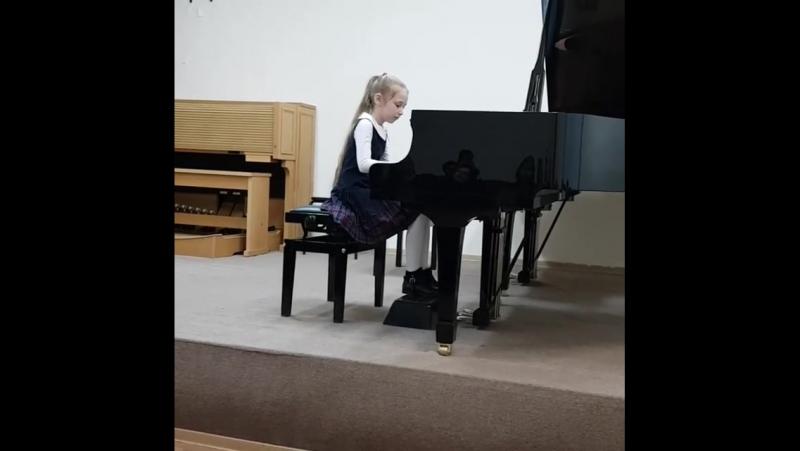 @askoldzap - Родительской гордости пост. Небольшой отчётный концерт по классу фортепьяно у моей Евки. Знаю, что далеко не все