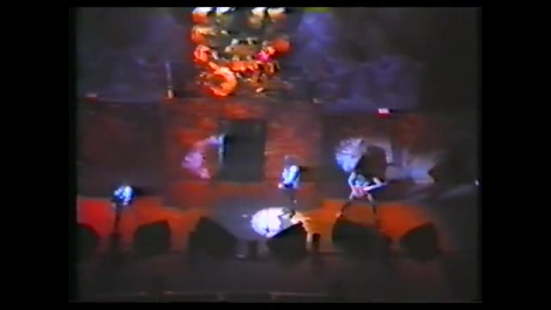Dio live in London 1984-10-06