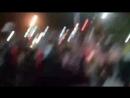 Перед Волга-Спорт-Ареной Флэш-моб после концерта группы Руки Вверх )