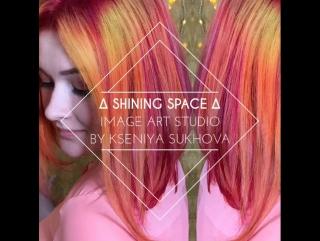 ∆ SHINING SPACE ∆ IMAGE ART STUDIO By KSENIYA SUKHOVA