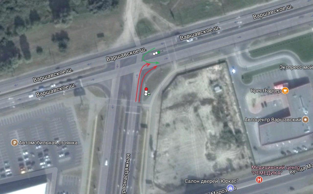 """Конфликт """"зелёной стрелки"""" и разрешающего сигнала светофора: как и где водители всегда ошибаются?"""