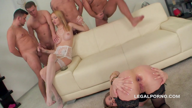 Double Addicted Smoking Asshole 4on2, Belle Claire  Sara Kay DAP DP CUMSWAPPING GIO147