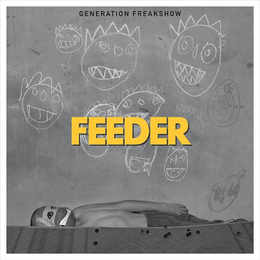 Feeder альбом Generation Freakshow (Special Edition)