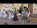 Птицы - красивый танец девочек на выпускном Детский сад №136, г. Мурманск.