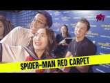 Spider-Man: Homecoming Red Carpet with Tom Holland & The Shock Circuit