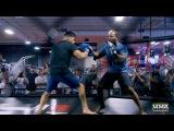 UFC on FOX 25 Kelvin Gastelum Open Workout - MMA Fighting