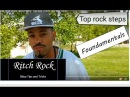 Top rock step | Ritch Rock | Top Rock | Bboy Tips and Tricks