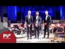 PIF2017 Premiazione Categoria M ed esibizione dei vincitori Sangineto's Trio