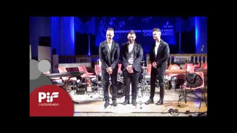 PIF2017 | Premiazione Categoria M ed esibizione dei vincitori Sangineto's Trio