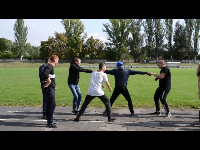 Танцювальний батл Дівчата VS Хлопці