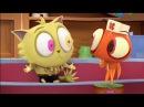 Фиш и Чипс 1 сезон 2 серия Напуганный кот