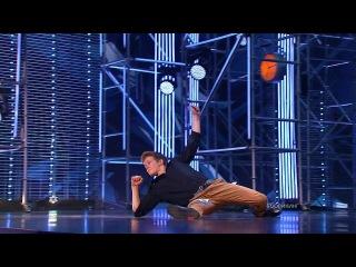 Танцы: B-BOY BUMBLEBEE (Flamenco All Star Band - Rumba Fugitive) (сезон 4, серия 5) из сериала Танцы смотреть ...