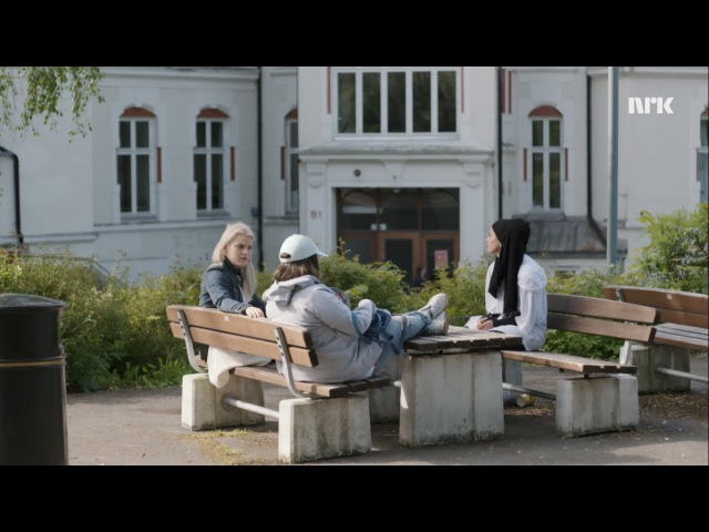 SKAM S04E09 Part 3 RUS SUB СКАМ СТЫД 4 сезон 9 серия 3 отрывок Русские субтитры