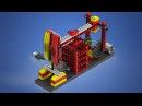 Модель Нефтяная вышка Инструкция по сборке LEGO WeDO