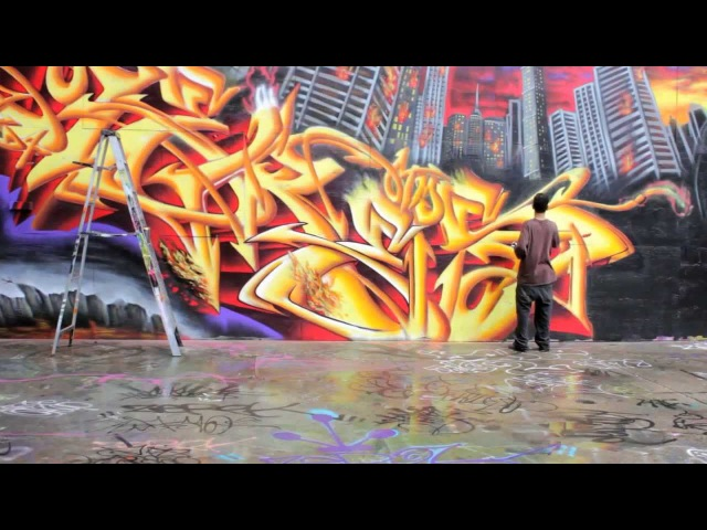 Don't Bomb These Walls A 5 Pointz Documentary