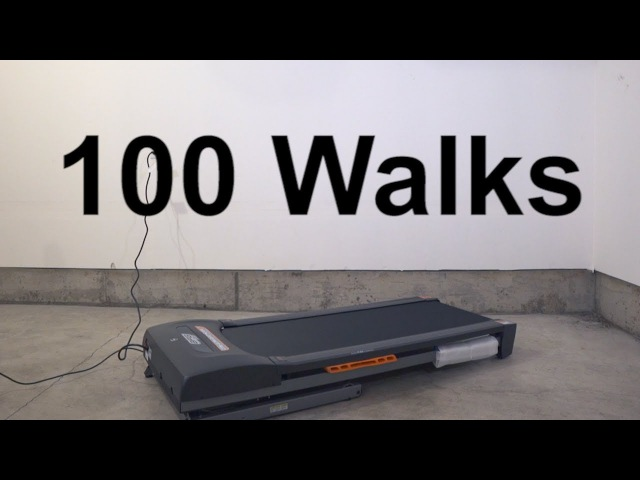 100 Different Ways to Walk (Animation Reference)
