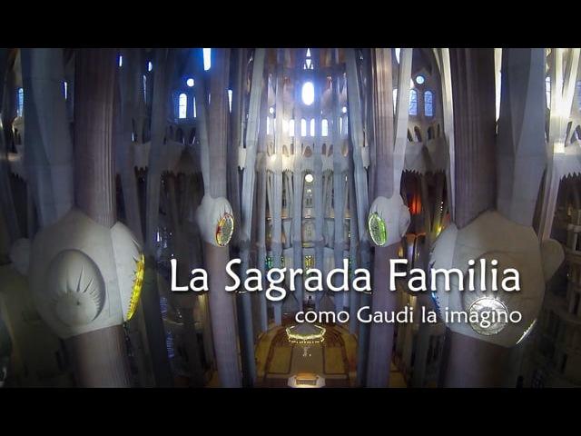 La Sagrada Familia como Gaudí la imagino Anthem by Neil Diamond