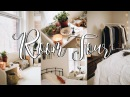 ROOM TOUR 2017! | Bohemian French Inspired Decor
