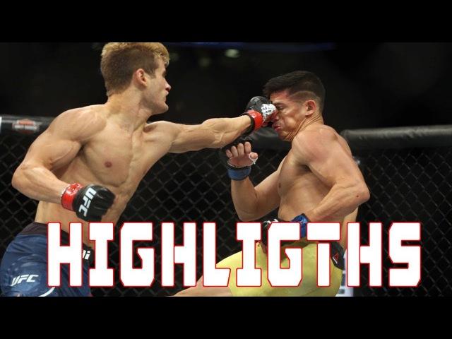 Sage Northcutt vs Michel Quinones Highlights HD