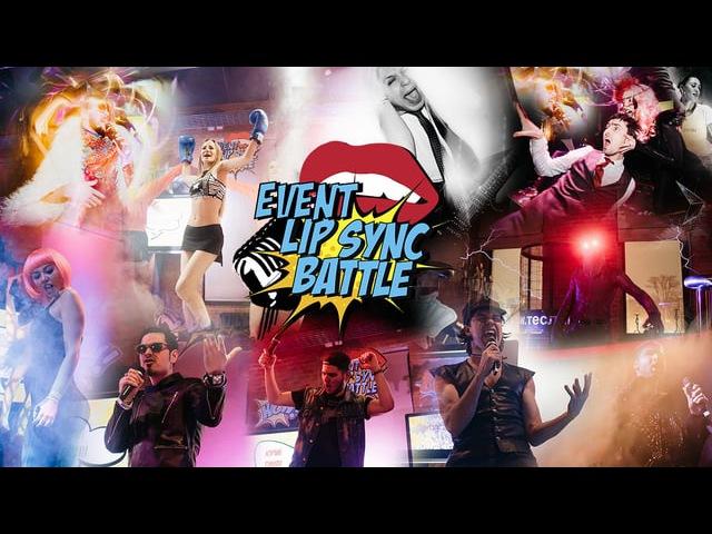 Event LIP SYNC BATTLE