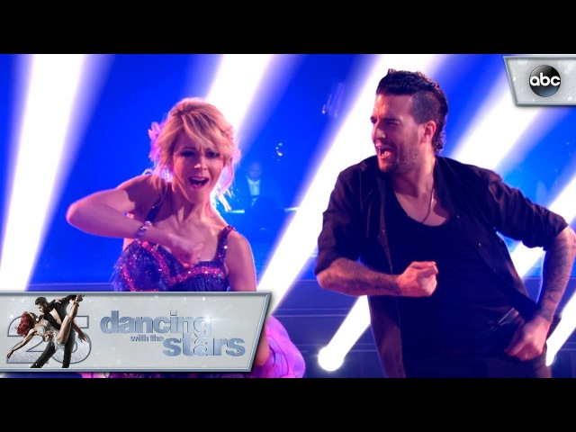 Lindsey and Mark's - Salsa - Dancing with the Stars