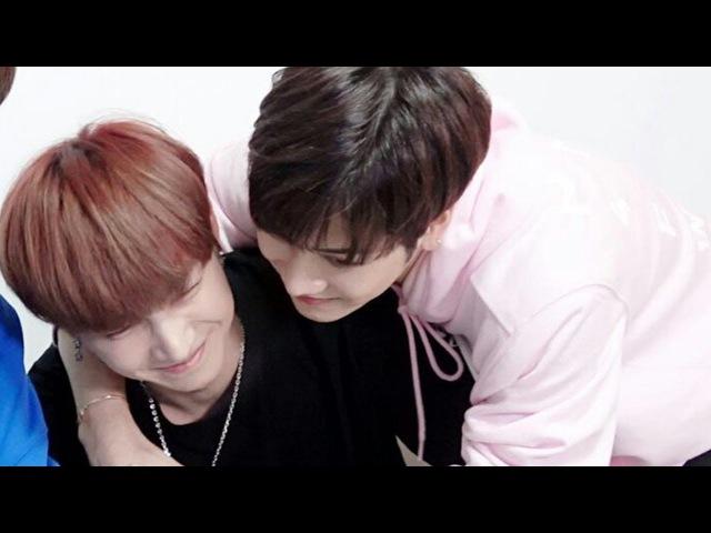 JACKBUM JAESON GOT7 Sweet moments JB♡JACKSON Part 7