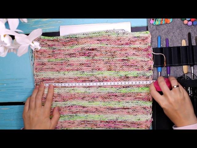 Идеальный Свитер 🌷 инструкция Вязание Knit Mom мастер-класс knitting