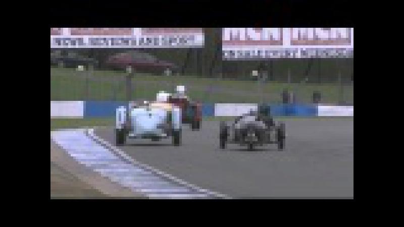 VSCC Motors TV Donington 2012 Race 1