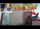 ABUDTV: FARSA REVELADA – Me enviei pelo correio e sobrevivi   24 horas dentro de uma caixa