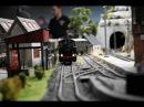 Największa makieta w Polsce Co widać z kabiny maszynisty miniaturowego pociągu